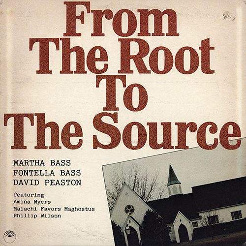 Black to the Music - Fontella Bass - 06 From The Root To Source (1980)
