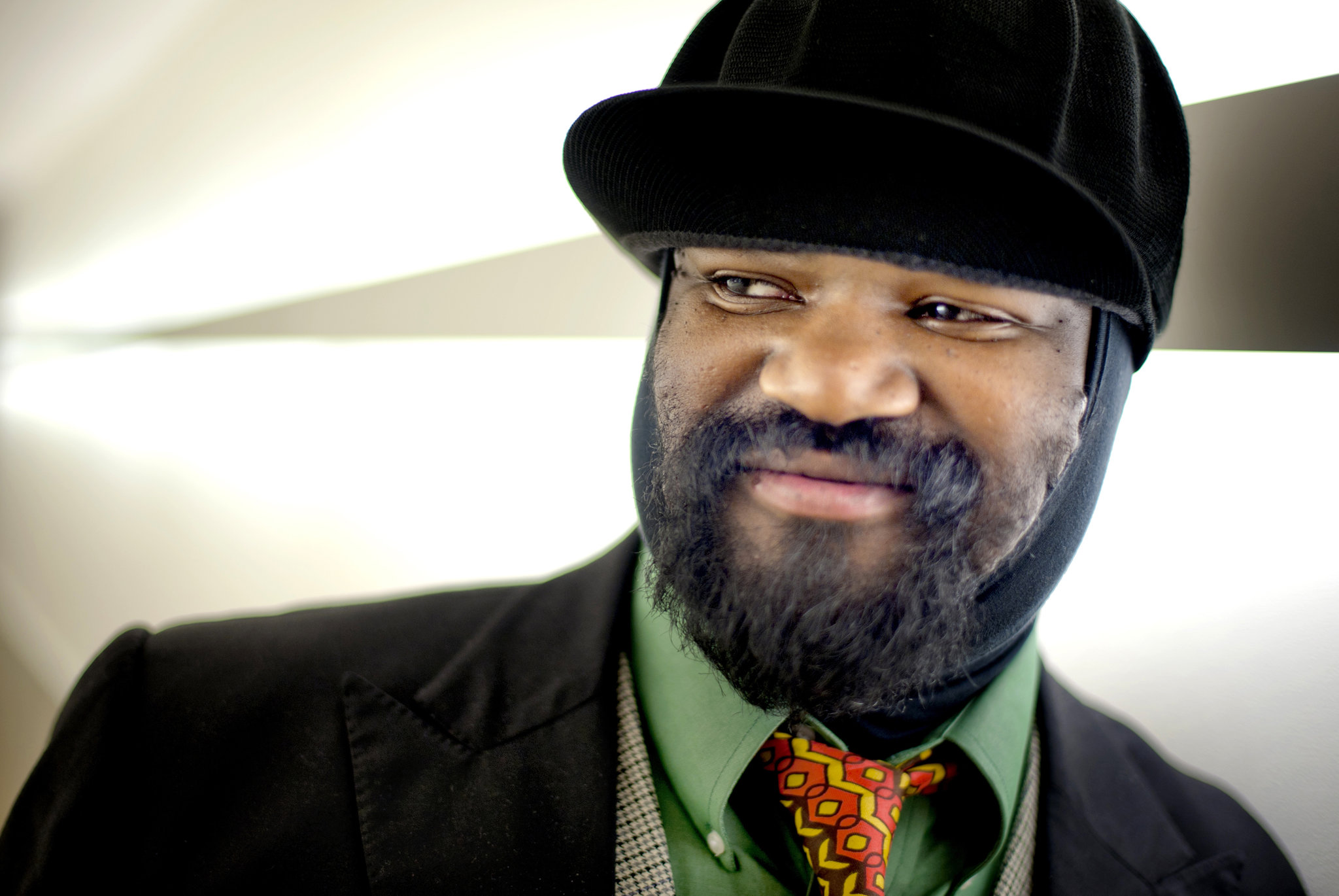 Black to the Music - Gregory Porter 06