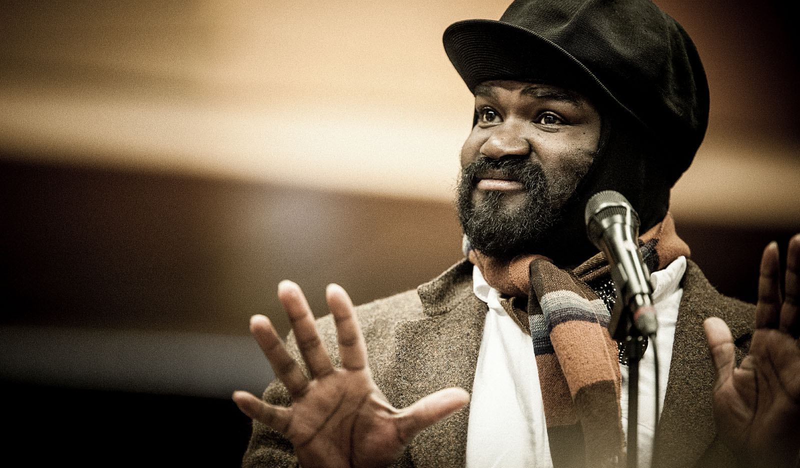 Black to the Music - Gregory Porter 08