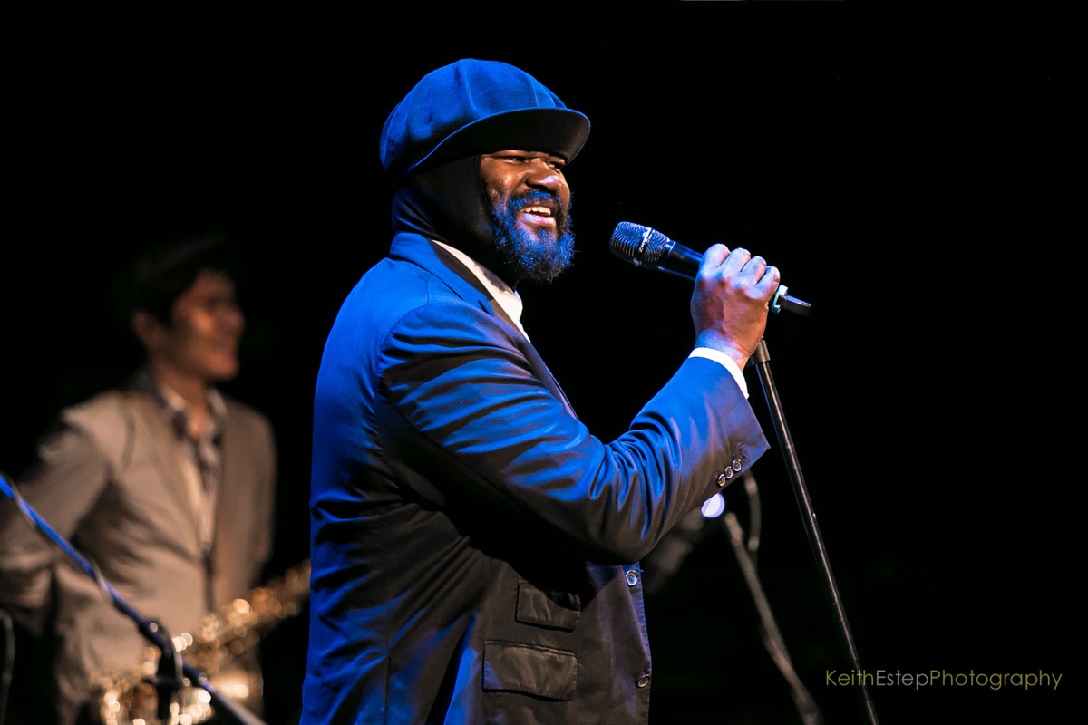 Black to the Music - Gregory Porter 15