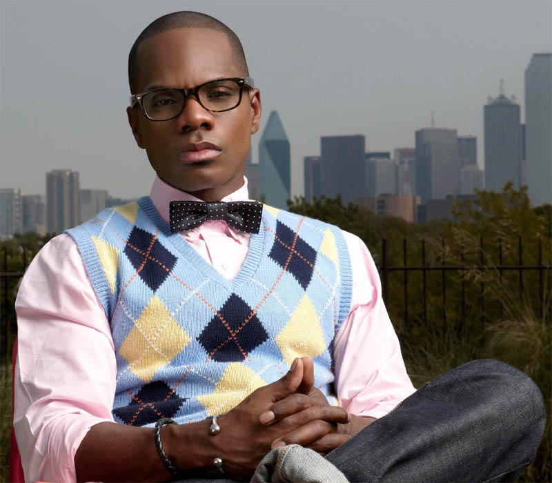 Black to the Music - Kirk Franklin 01
