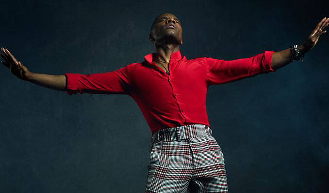 Black to the Music - Kirk Franklin 07