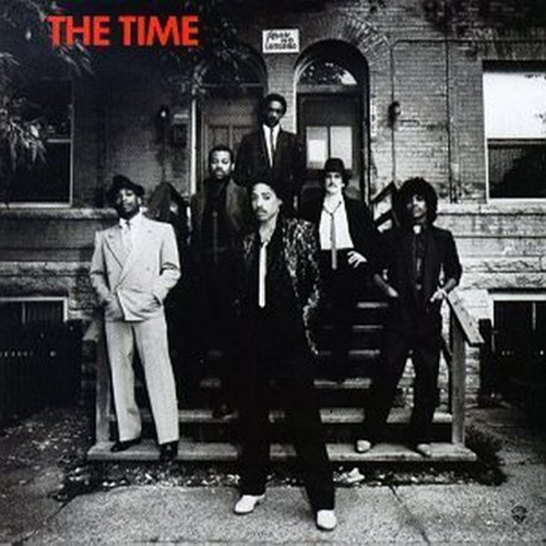 Black to the Music - Lp 1981 The Time
