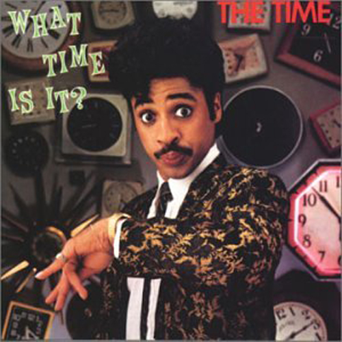 Black to the Music - Lp 1982 What Time Is It