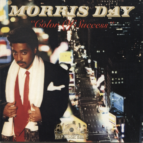Black to the Music - Morris Day - Lp 1985 Color Of Success
