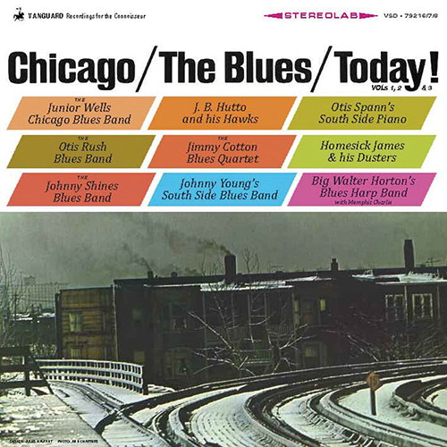 Black to the Music - Otis Rush 03 - Chicago-The Blues-Today