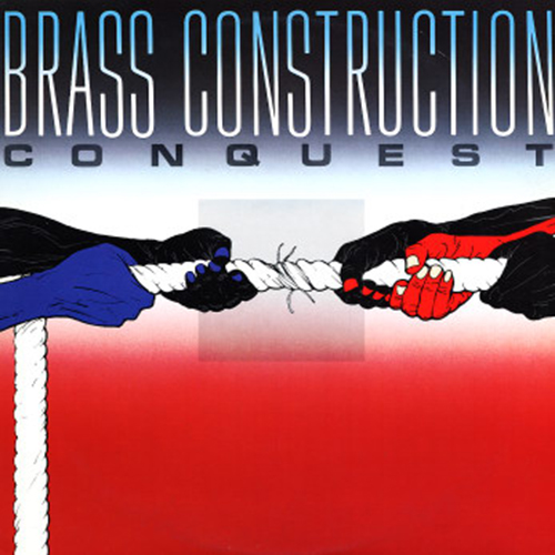 Black to the Music - The Brass Construction - LP 1985 - Conquest