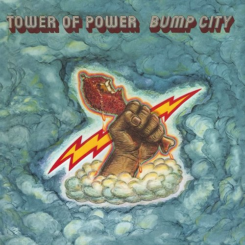 Black to the Music - Tower Of Power 1972 Bump City