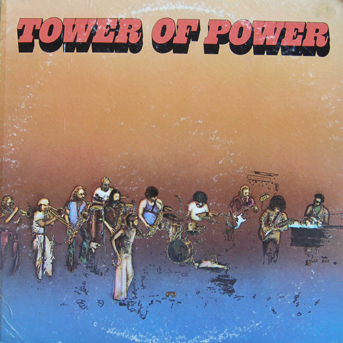 Black to the Music - Tower Of Power 1973 Tower Of Power
