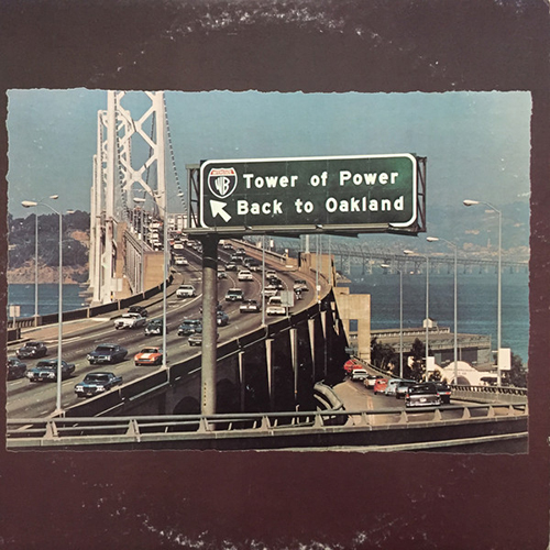 Black to the Music - Tower Of Power 1974 Back To Oakland