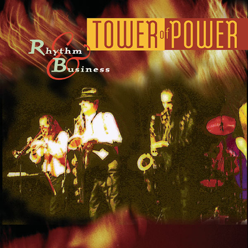 Black to the Music - Tower Of Power 1997 Rhythm And Business