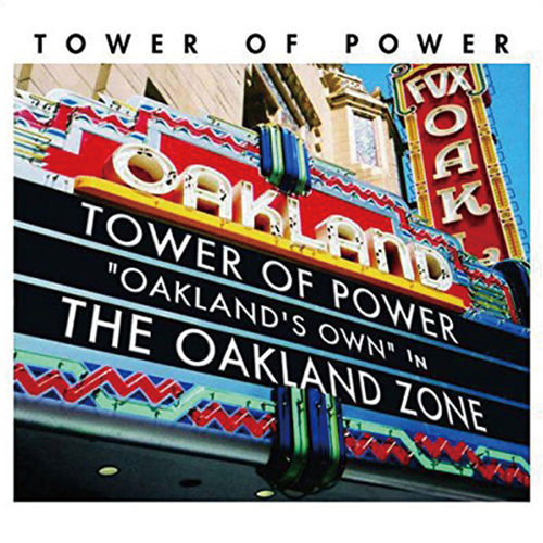Black to the Music - Tower Of Power 2003 Oakland Zone