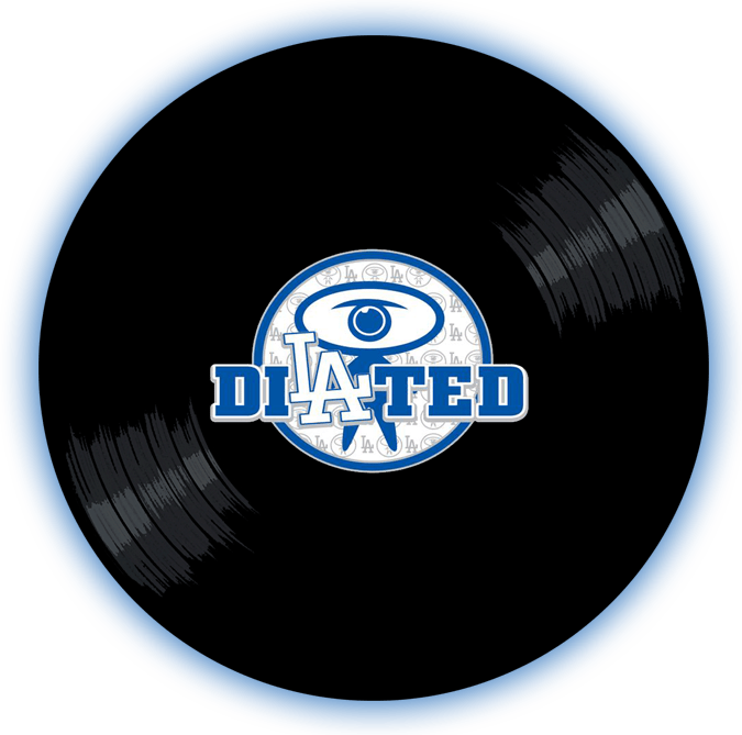 Black to the Music - Dilated Peoples - logo header