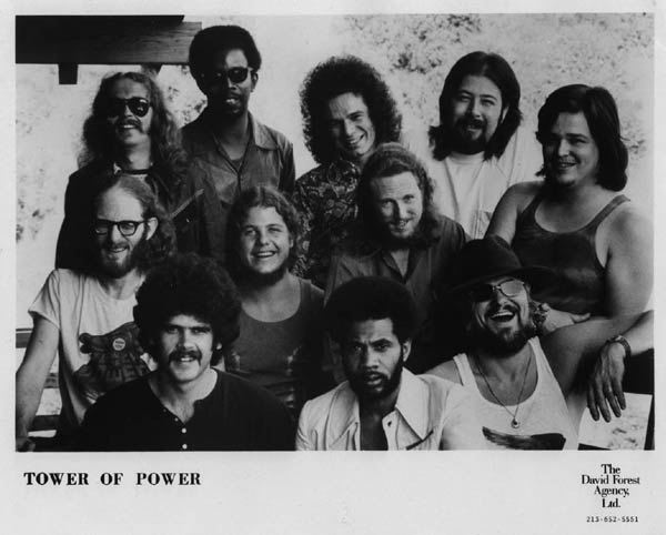 Black to the Music - Tower of Power 02