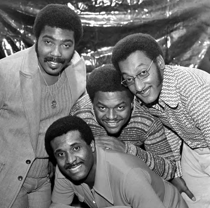 Black to the Music - The Four Tops 08