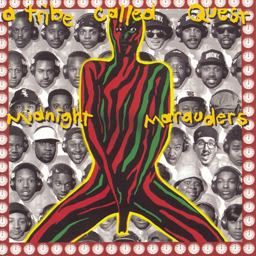 Black to the Music - ATCQ - 1993 Midnight Marauders