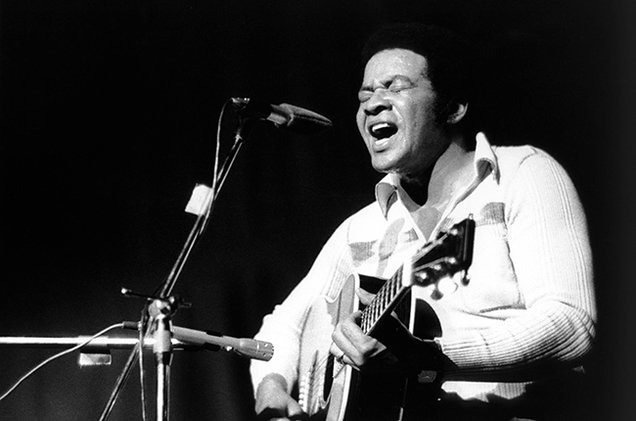Black to the Music - Bill Withers 1973 BBC Concert
