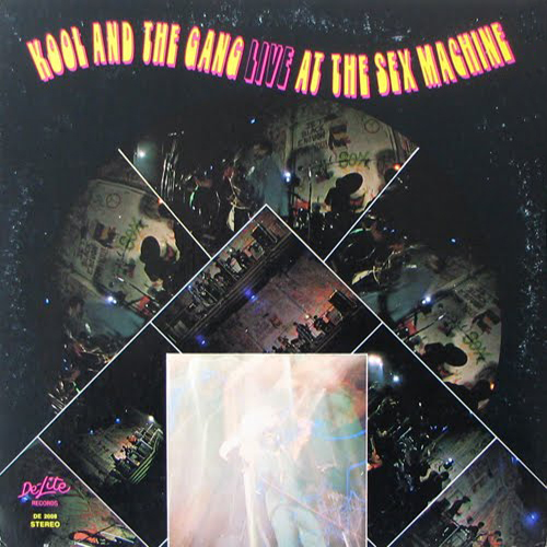 Black to the Music - Kool & The Gang - 1971a Live At The Sex Machine