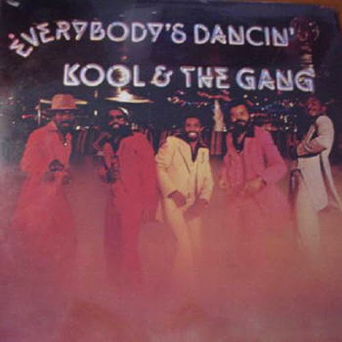 Black to the Music - Kool & The Gang - 1978 Everybody's Dancin'
