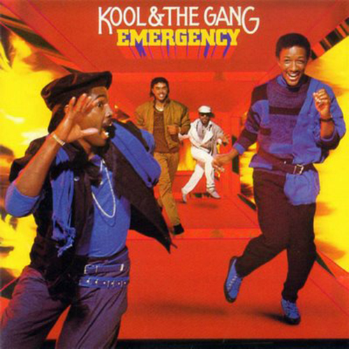 Black to the Music - Kool & The Gang - 1984 Emergency