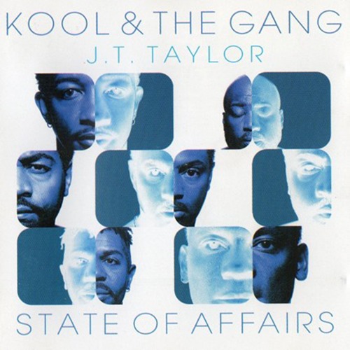 Black to the Music - Kool & The Gang feat James T. Taylor - 1996 State Of Affairs
