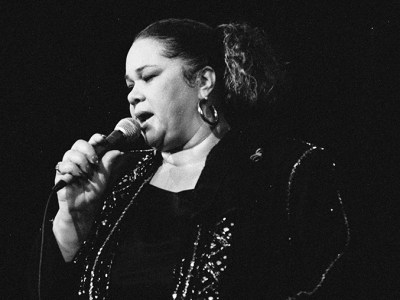 Black To The Music - Etta James in Deauville 1990