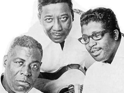 Black To The Music - Howlin Wolf -Muddy Waters - Bo-Diddley