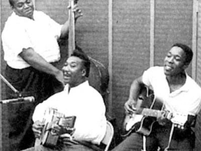Black To The Music - Willie Dixon, Muddy Waters & Buddy Guy