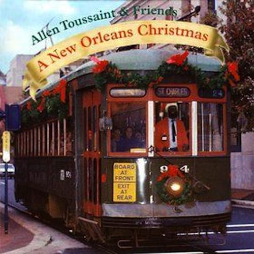 Black to the Music - Allen Toussaint - 1997 - Allen Toussaint & Friends - A New Orleans Christmas