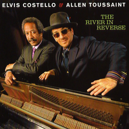 Black to the Music - Allen Toussaint - 2006 - The River In Reverse