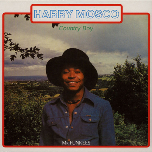 Black to the Music - Harry Mosco - 1978 - Country Boy