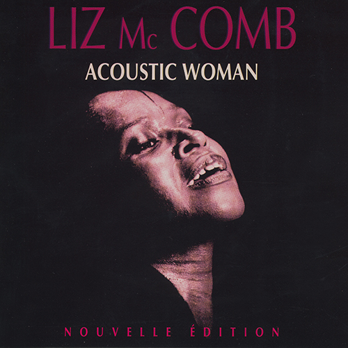 Black to the Music - Liz McComb - 1992 Acoustic woman
