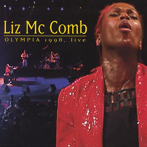 Black to the Music - Liz McComb - 1998 Olympia Live