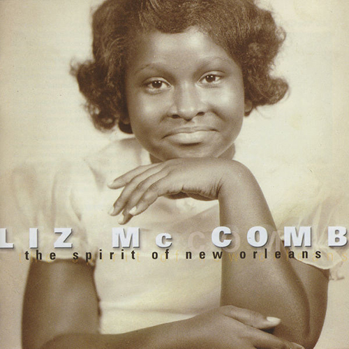 Black to the Music - Liz McComb - 2002 The Spirit of New-Orleans
