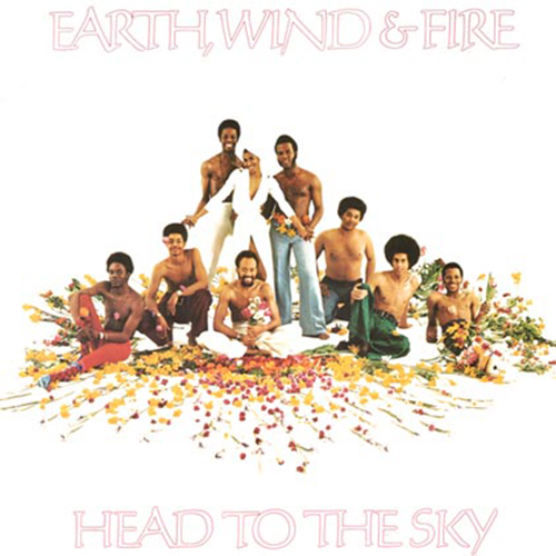 Black to the Music - EWF - Lp 1973 - HEAD TO THE SKY