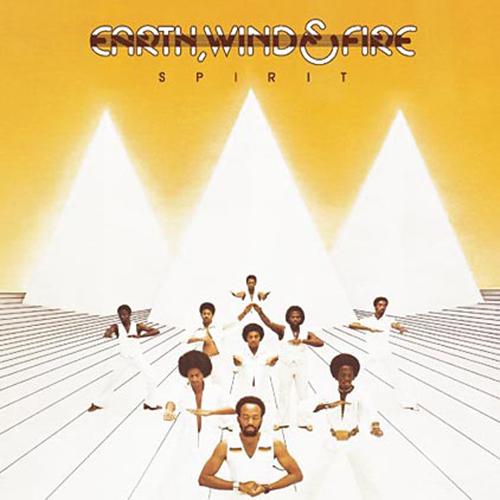 Black to the Music - EWF - Lp 1976 - SPIRIT