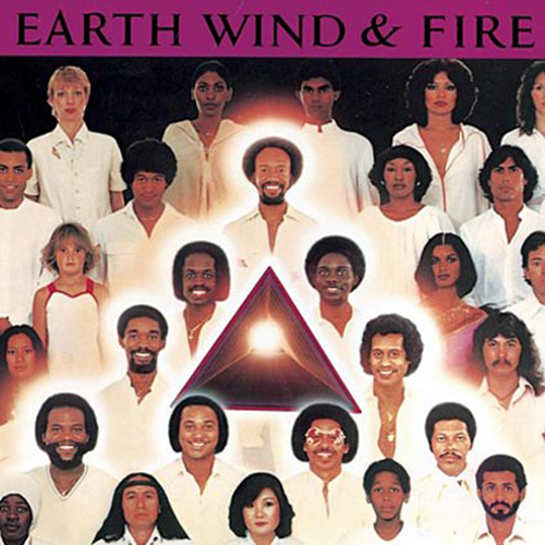 Black to the Music - EWF - Lp 1980 - FACES