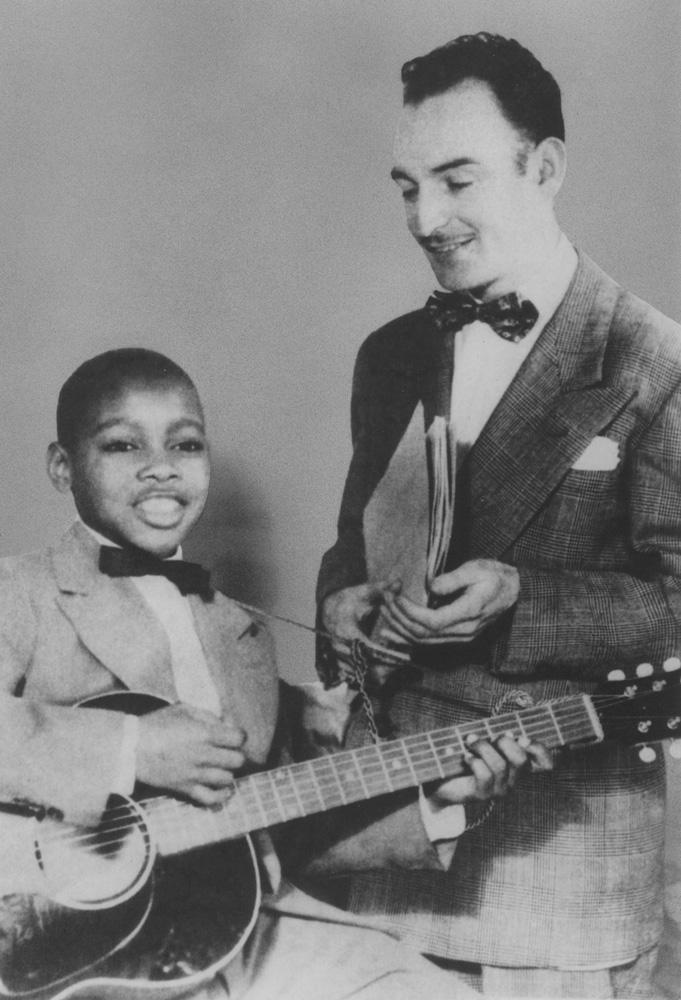 Black to the Music - George Benson - 02