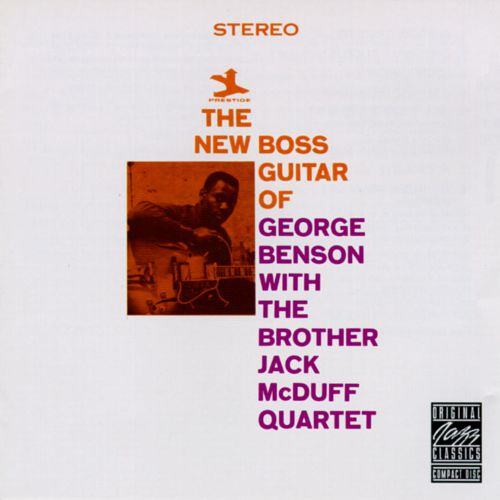 Black to the Music - George Benson - 1964 The New Boss Guitar of George Benson
