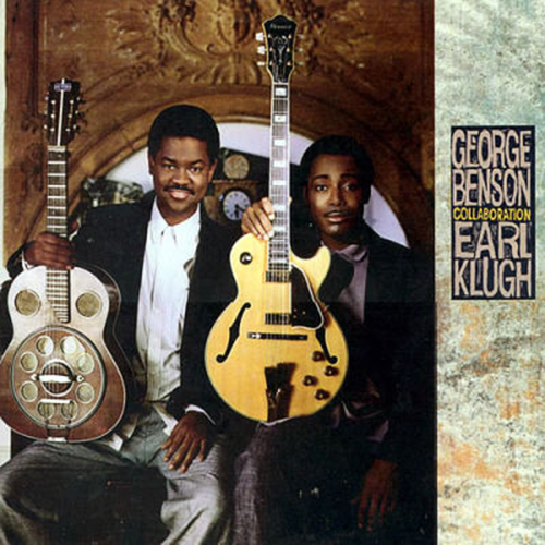 Black to the Music - George Benson - 1987 Collaboration