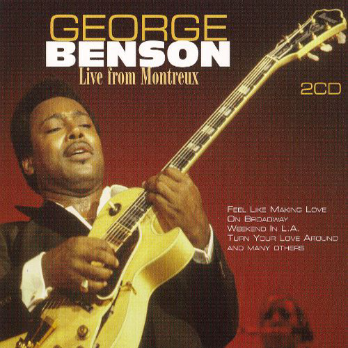 Black to the Music - George Benson - 2007 Live from Montreux