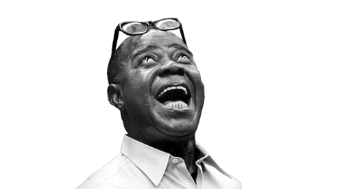 Black to the Music - Louis Armstrong - 06