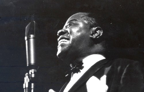 Black to the Music - Louis Armstrong - 13
