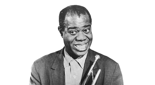 Black to the Music - Louis Armstrong - 16