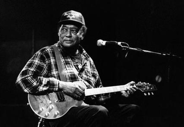 Black to the Music - R.L. Burnside - 10