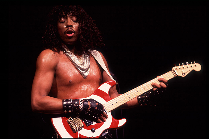 Black to the Music - Rick James 05