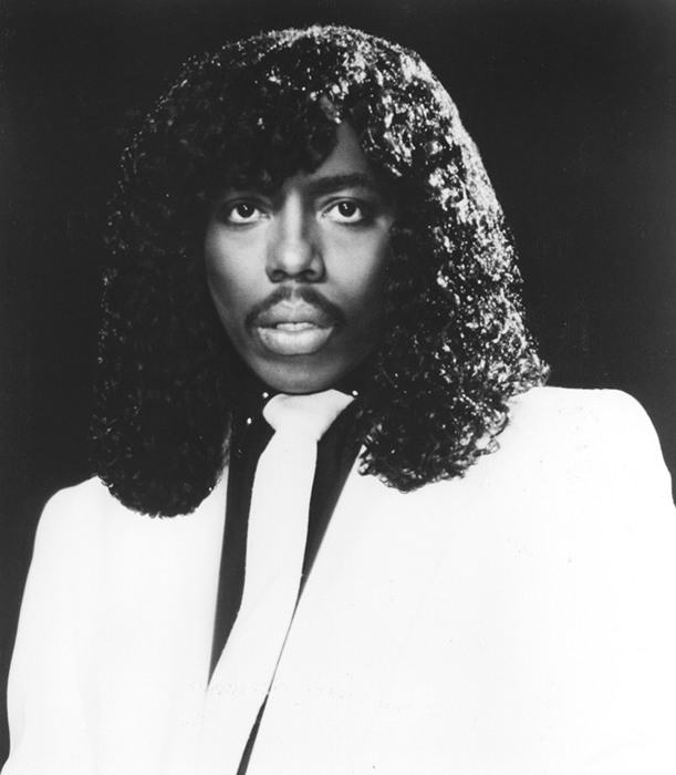 Black to the Music - Rick James 09