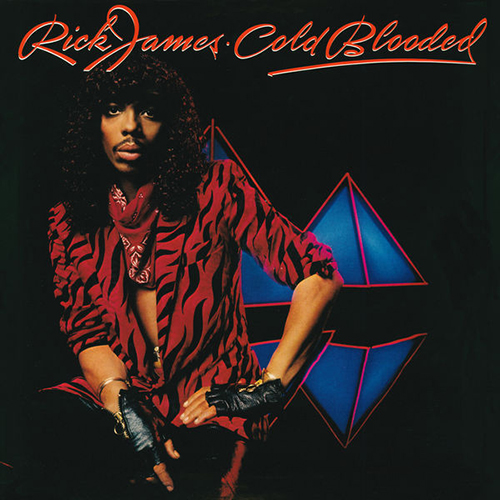 Black to the Music - Rick James - 1983 - Cold Blooded