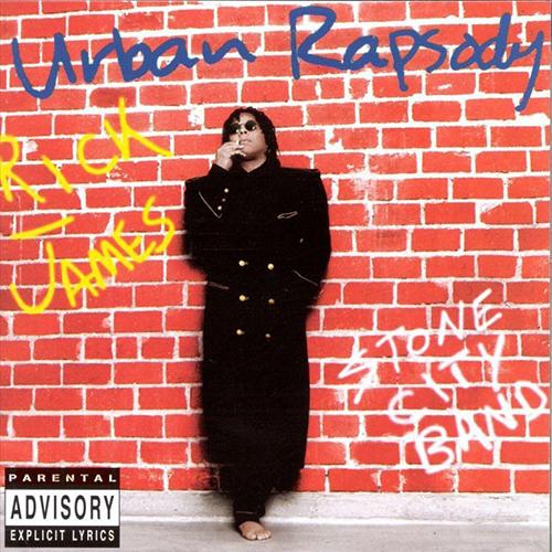 Black to the Music - Rick James - 1997 - Urban Rapsody