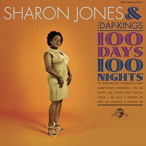 Black to the Music - SJDK - 2007 - LP03 100 Days, 100 Nights